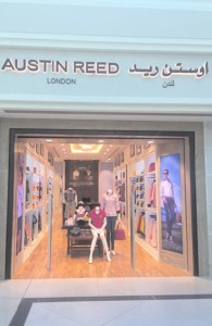 Austin Reed Launches First Kuwait Store Menafn Com