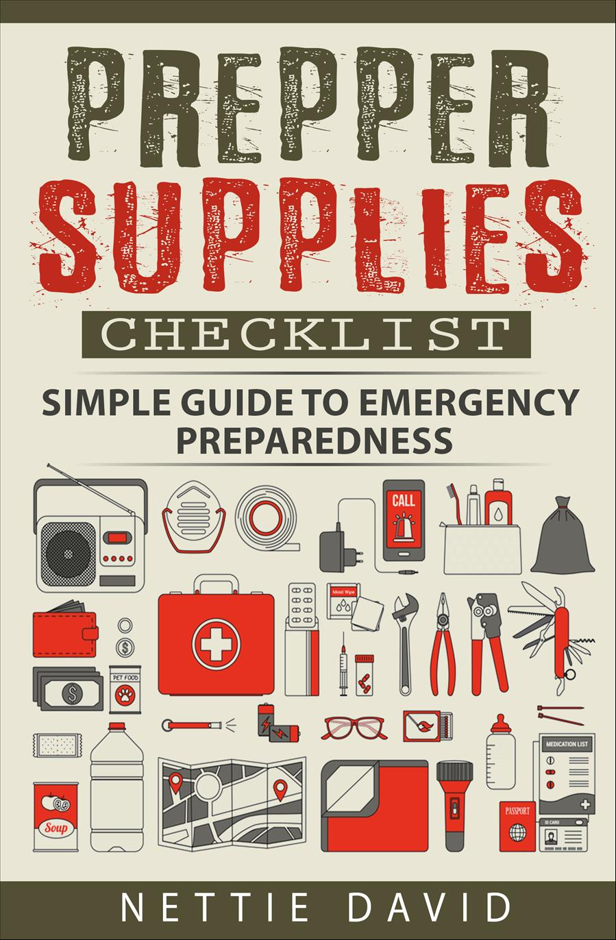 Prepper Supplies Checklist' Wins Preppers Over with