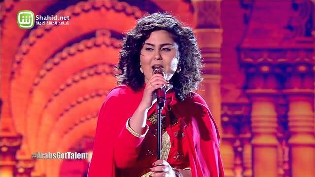Moroccan Abir El Abed Reaches Final of Arabs Got Talent