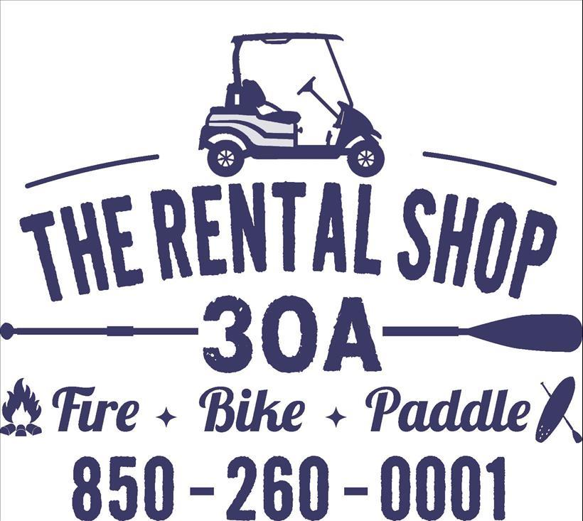Santa Rosa Beach Rental Shop Adds Golf Cart Rentals To Enable