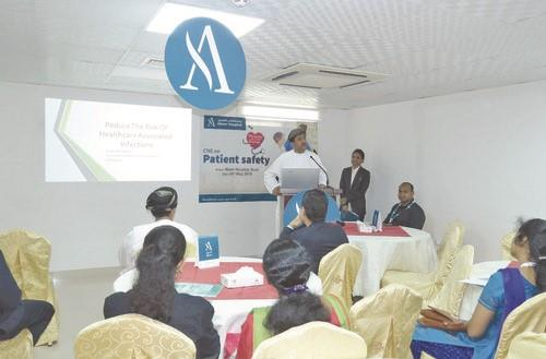 Oman- Continuing Nursing Education programme organised at