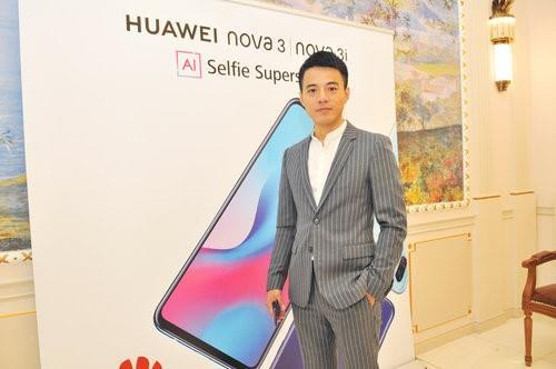 Huawei unveils new range of its AI-enabled smartphones in Oman