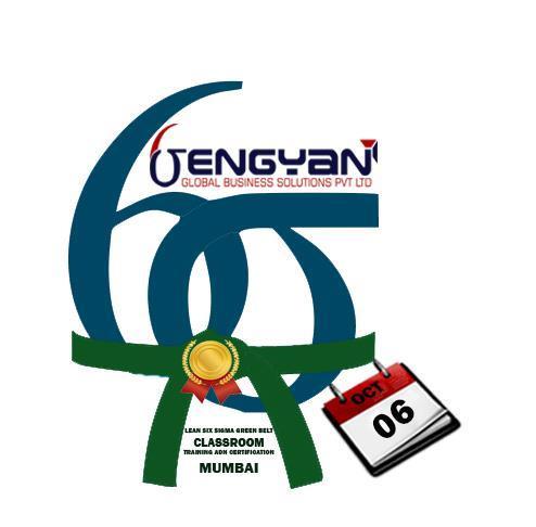 Accredited Lean Six Sigma Green Belt Certification Classroom ...