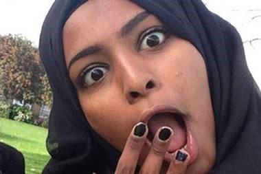 Isis schoolgirl Amira Abase who fled London to join terrorists in ...