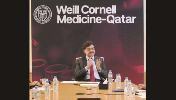 Weill Cornell striving to bring back alumni to work in Qatar