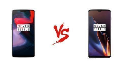OnePlus 6T v/s OnePlus 6: What's same, and what's different