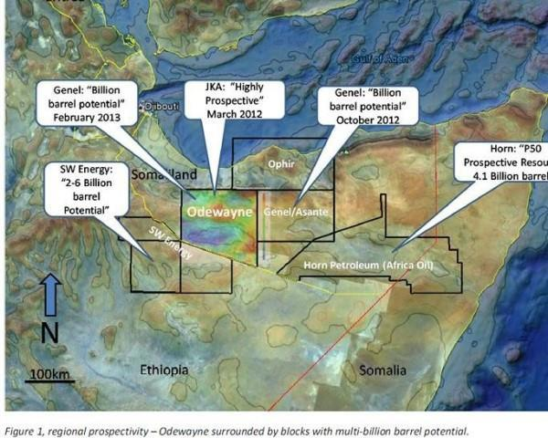 Somaliland: The Unrecognized Country Aspiring to Membership of Oil