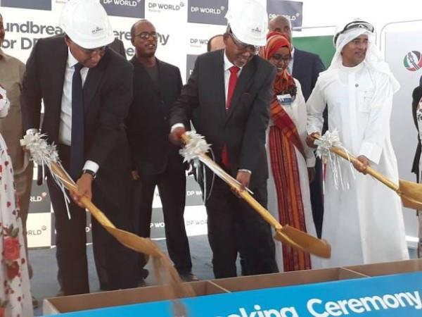 Shafa Al Nahda Contracting to start construction of Berbera port