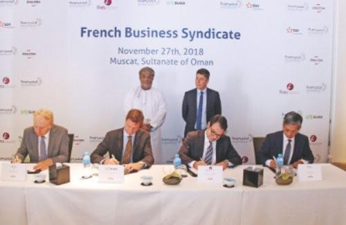 Oman- Four French companies plan to set up industrial complex in