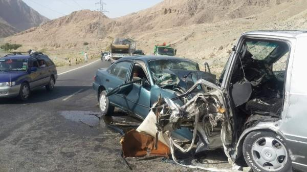 Afghanistan- 1 killed, 13 injured in Samangan traffic accident
