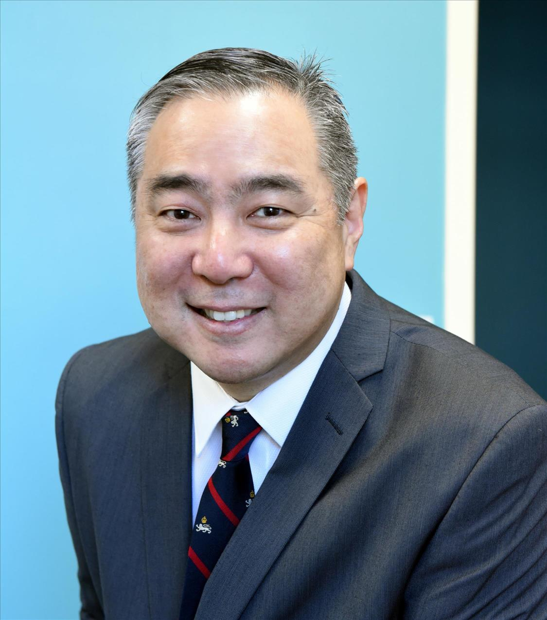 Dr  Michael Iwama is Named Dean at MGH Institute of Health
