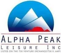 Alpha Peak Announces Proposed Distribution, Reduction of