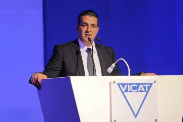 Egypt- France's Vicat plans to invest €30m in Sinai Cement Company