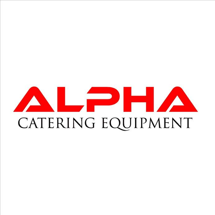 Alpha Catering Equipment Is Giving