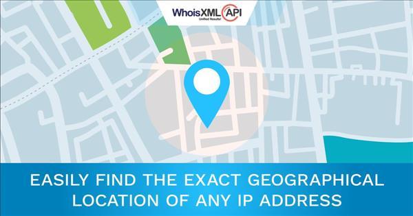 WHOISXMLAPI Launches IP Geolocation API and IP Geolocation