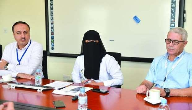 Qatar- 130 participants attend HMC physiotherapy review