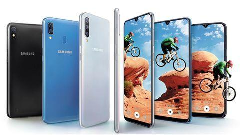 Everything we know about Samsung's Galaxy A50, A30 and A10