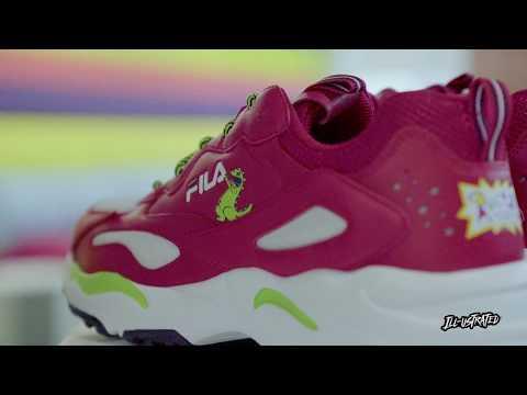 7b738a0f6823 Champs Sports Launches Exclusive FILA x Rugrats Collection | MENAFN.COM