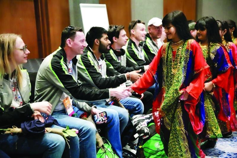 الإمارات- بدء أكبر برنامج تبادل ثقافي في المنطقة ضمن فعاليات المدن المضيفة  | MENAFN.COM