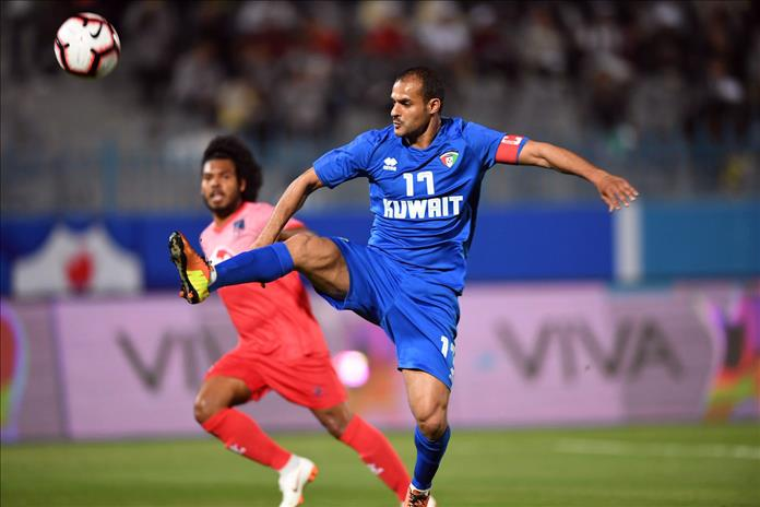 Kuwait soccer team hold Nepal to goalless draw in home