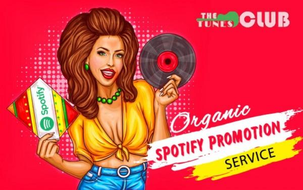 Hire Organic Spotify Promotion Service to Boost Awareness