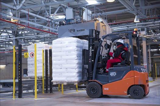 SOCAR Carbamide Plant soon to start exporting fertilizers | MENAFN COM