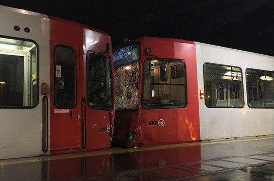 1 driver injured as Hong Kong MTR trains collide | MENAFN COM