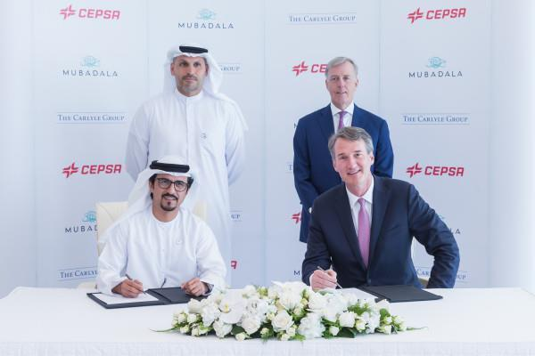 f759f3fac5a2 UAE- Carlyle Group to acquire significant minority shareholding in CEPSA  from Mubadala