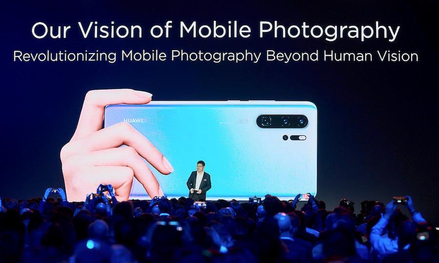 Huawei set to win smartphone sales race | MENAFN COM