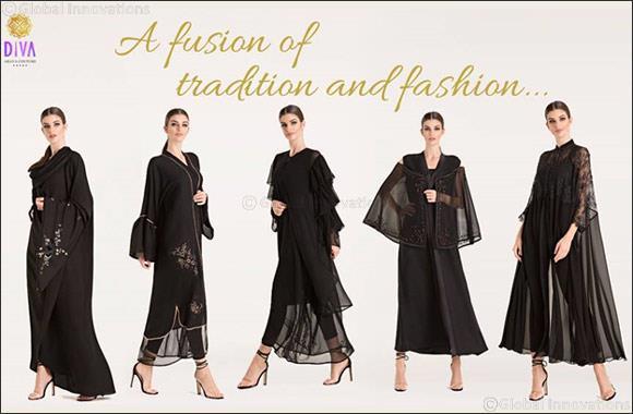 UAE- Diva Abaya's Ramadan 2019 Collection - A fusion of
