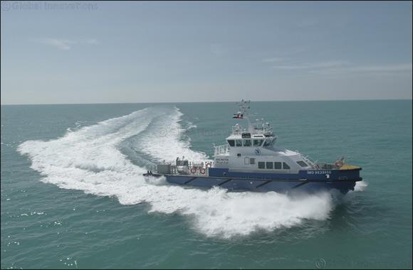 UAE- Grandweld Shipyards delivers four Crew Boats to Kuwait Oil