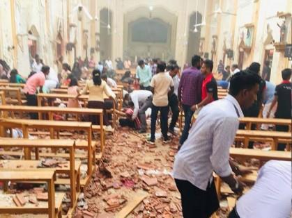 Apostolic Diocese of Ceylon on Sri Lanka Attacks: All