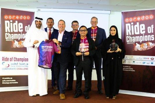 Ooredoo down Mannai Corporation to win Qatar Stock Exchange