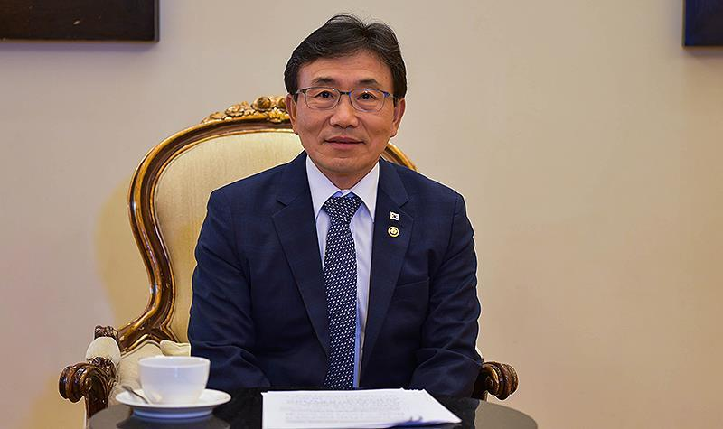 South Korea would play vital role in New Kuwait 2035
