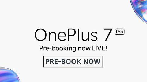 OnePlus 7 Pro pre-booking now live on Amazon: Details here | MENAFN COM