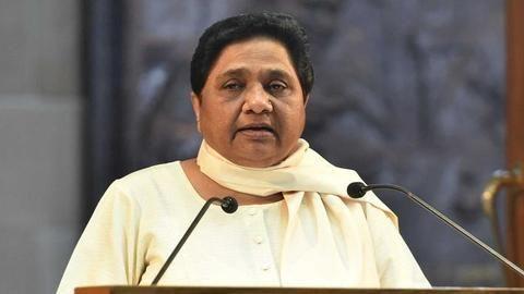 Mayawati claims Congress delayed probe in Alwar gang-rape case