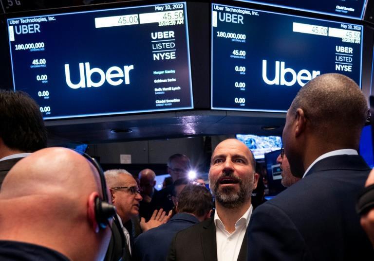 Uber extends losses following last week's rocky debut | MENAFN COM