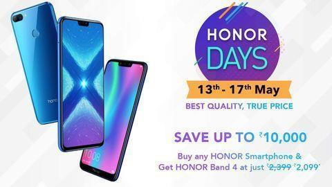 Amazon Sale: Deals on Honor 8X, Honor Play, View 20 | MENAFN COM