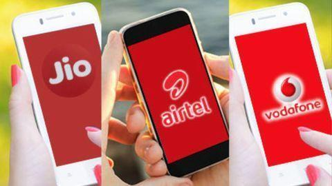 Best Jio, Airtel, Vodafone, Idea unlimited plans under Rs