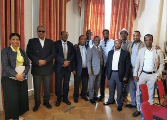 Somali Regional State Official Accuses Ethiopia London