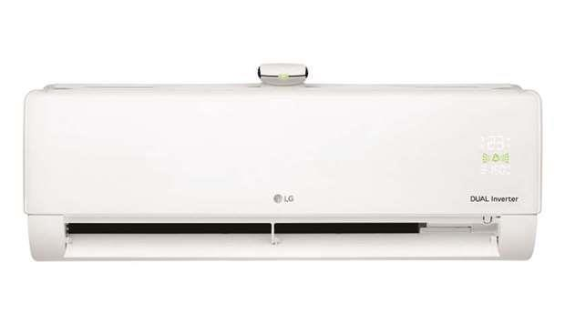 Qatar- Jumbo Electronics launches LG Dualcool AC | MENAFN COM