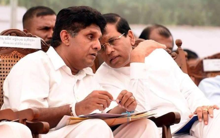 Lankan Prez Sirisena to support UNP if Sajith Premadasa is named as its Presidential candidate