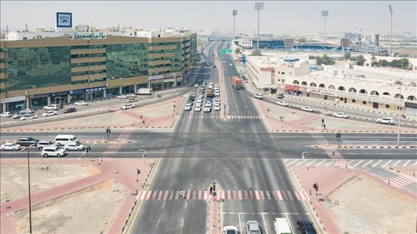 UAE- New road intersection to curb congestion, ease traffic