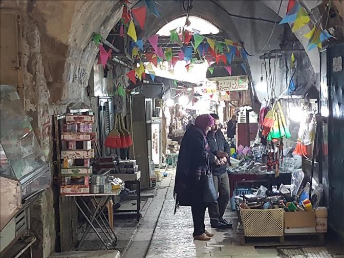 Kuwait- Khan Al-Tujjar market, Al-Housh district   Historical