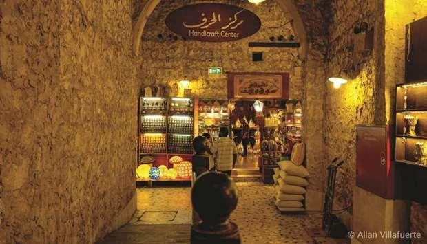 Qatar- All you can explore at Souq Waqif | MENAFN COM