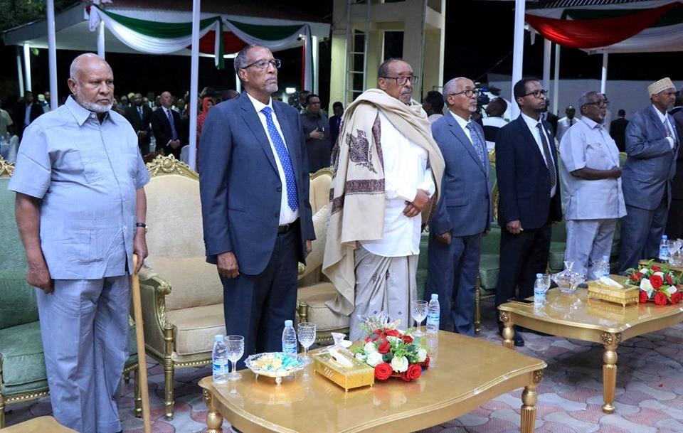 President Behi: Somaliland Case is for International Community to