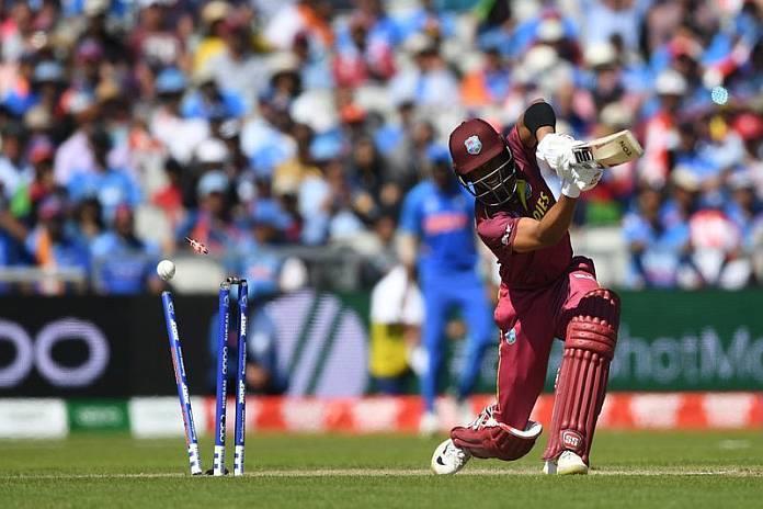West Indies lose to India | MENAFN COM