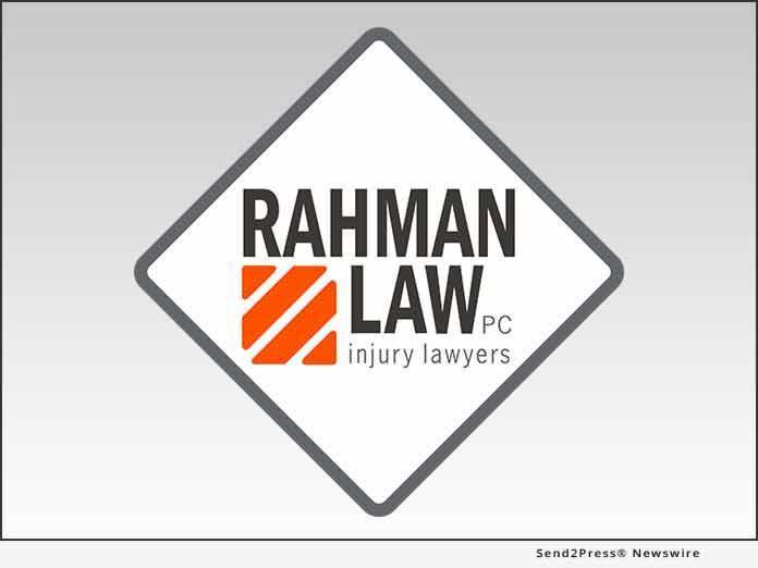 San Francisco Personal Injury Attorney Shaana Rahman Named a 2019