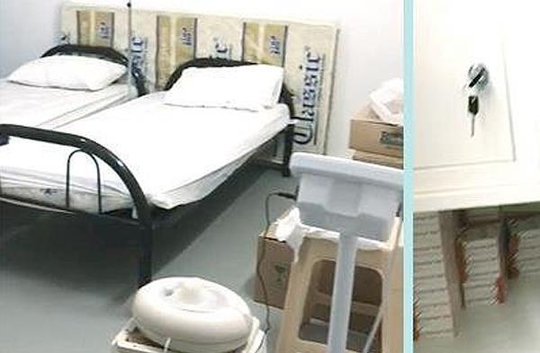 Kuwait - Asians operating illegal clinic, pharmacy and