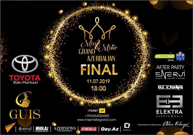 Miss & Mister Grand Azerbaijan 2019 final around the corner | MENAFN COM